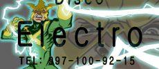 TICUL  :  DISCO  ELECTRO