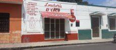 """TICUL  : LONCHERIA """" D' COCO """""""