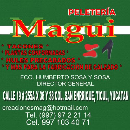 Peleteria-Magui