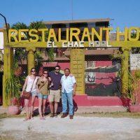 """HOTEL RESTAURANT """"EL CHAC MOOL"""""""
