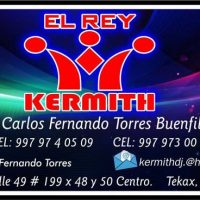 KERMITH EL REY