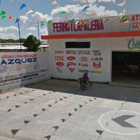 TICUL :  FERROTLAPALERIA Y MATERIALES DE CONSTRUCCION VAZQUEZ