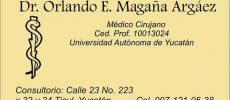 TICUL  :  CONSULTORIO MEDICO