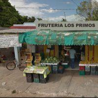 TICUL :  FRUTERÍA LOS PRIMOS
