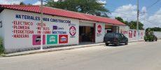 """TICUL :  FERROTLAPALERIA Y MATERIALES DE CONSTRUCCION """"EL ANGEL"""""""