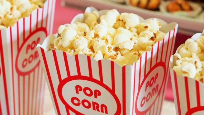 CURIOSIDADES : El verdadero origen de comer palomitas de maíz en el cine