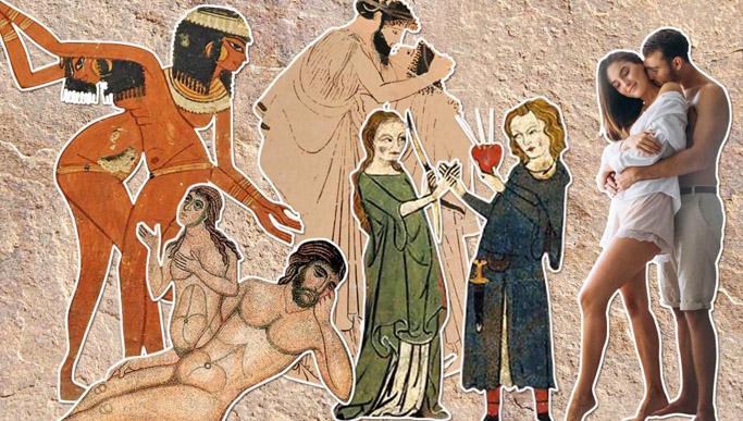 Sexualidad, de la prehistoria a la actualidad