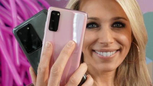 Samsung Galaxy S20 y Z Flip: cómo son los nuevos celulares de la marca surcoreana