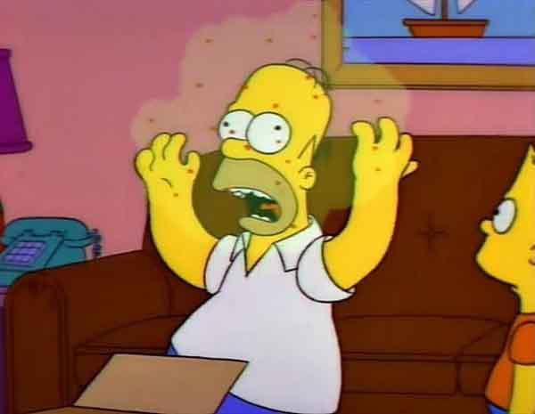 ¿Los Simpson también predijeron el coronavirus? Los fanáticos afirman que la historia sobre el brote de gripe que se extiende desde Japón a los EE. UU. Tiene similitudes inquietantes con el brote mortal