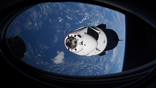 La NASA revela que un ovni casi choca con la Crew Dragon